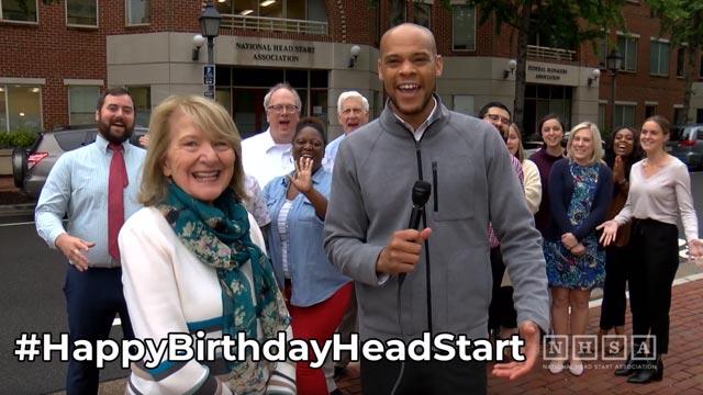 Happy Birthday HeadStart