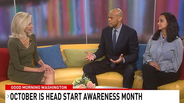 October is Head Start Awareness Month